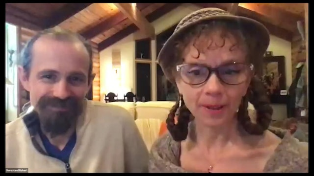 Your Heart's Blueprint with Sheva Carr and Robert Browning