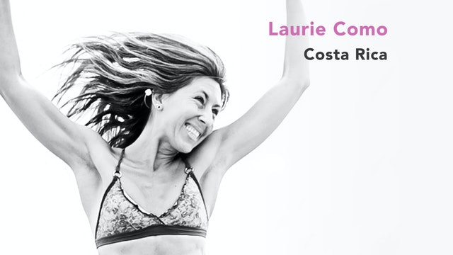 Prosperity & Abundance Meditation with Laurie Como