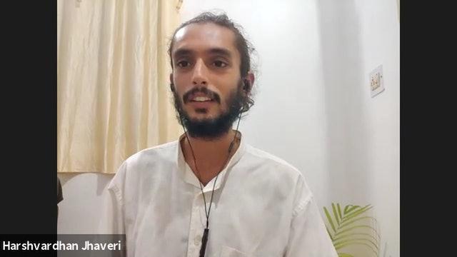 Living Yoga with Harshvardhan Jhaveri