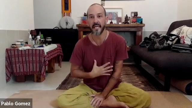 Kriya Yoga with Pablo Gomez
