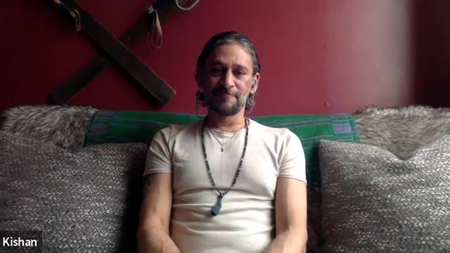 Harmonizing Pranayama with Kishan Shah