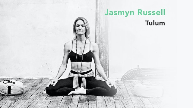 7 Cycles to Freedom with Jasmyn Russell
