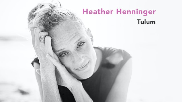 Weather The Storm and Come Up Smiling with Heather Henninger