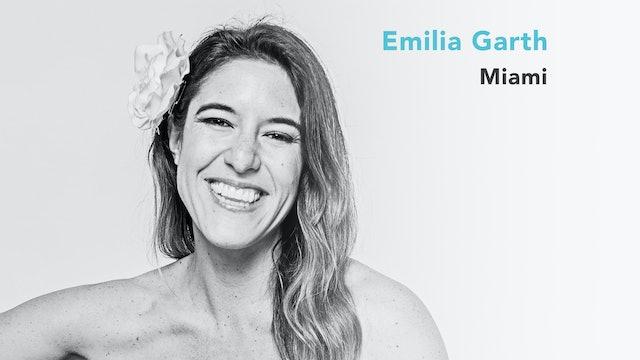Mantra & Music Performance with Emilia Garth