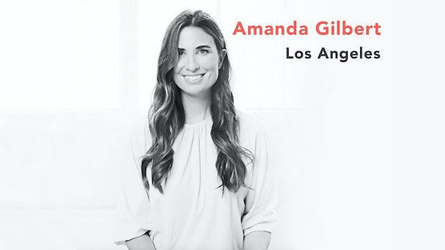 Living with Intention with Amanda Gilbert