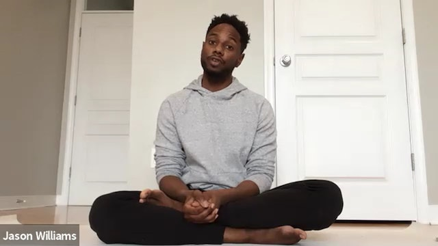 Mindful Muscle Release with Jason Williams