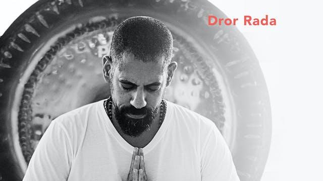 Fri 10/29 10 AM   3D Sound Meditation