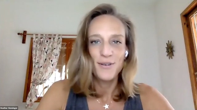 What Do Your Values Say About You? with Heather Henninger