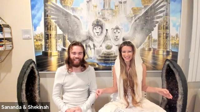Sacred Relationships with Shekinah & Sananda