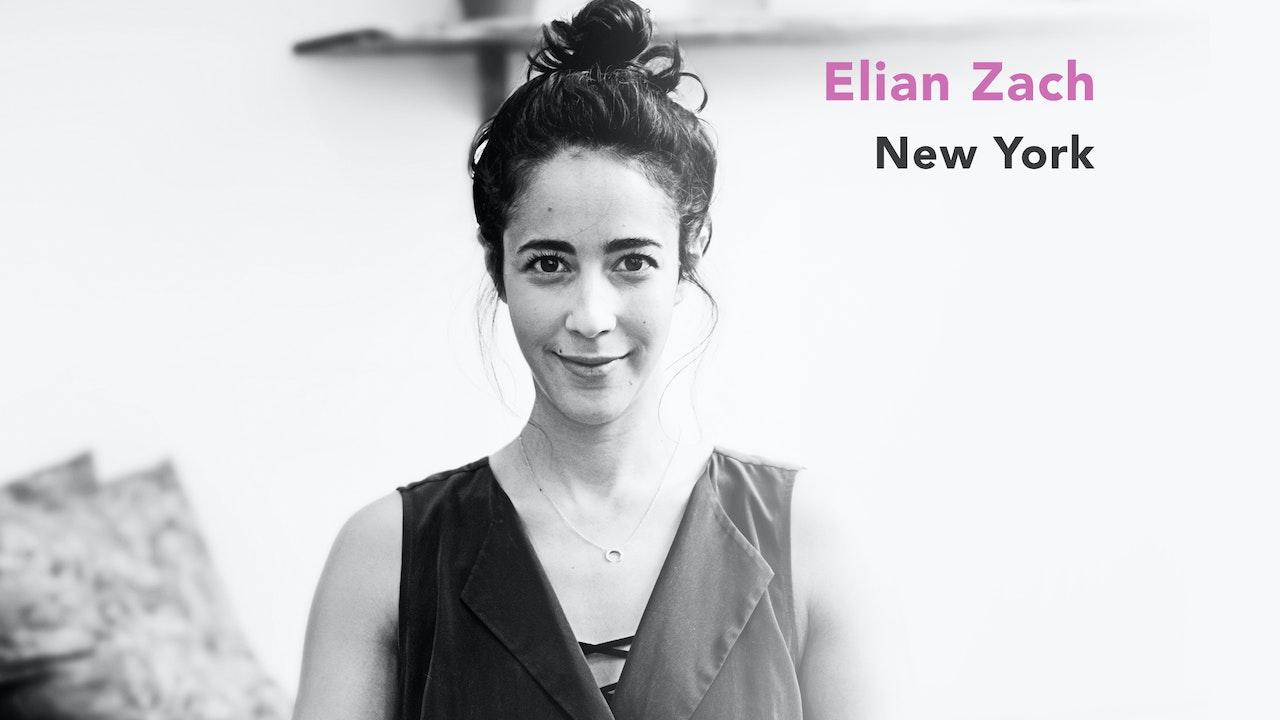 Elian Zach