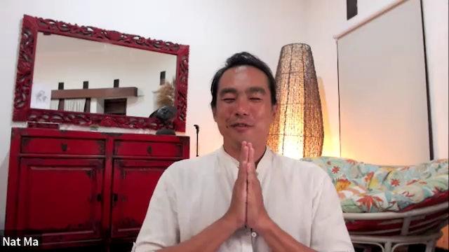 Kriya Meditation: Shortcut to Superconcious with Nat Ma