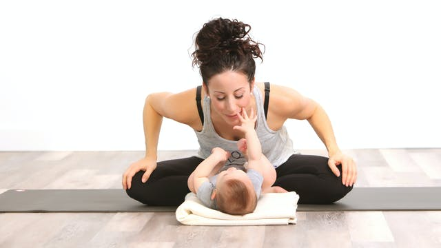 Mom and Baby Yoga Teacher Training