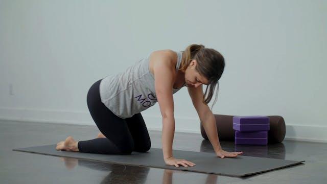 Prenatal Yoga - The 2nd Trimester