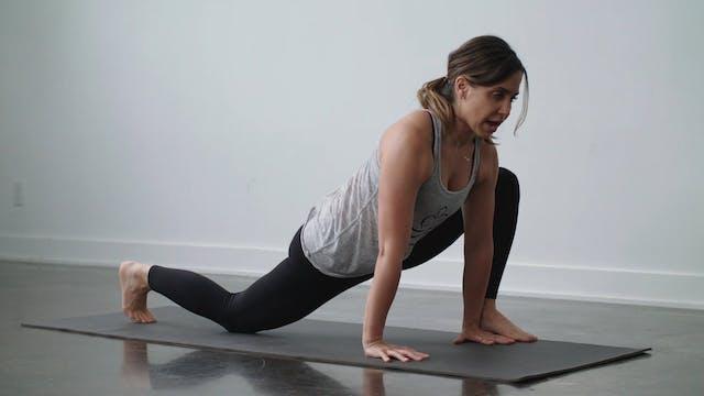 Prenatal Yoga - The 1st Trimester