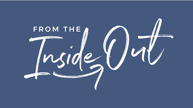 From the Inside Out - The Mini $49