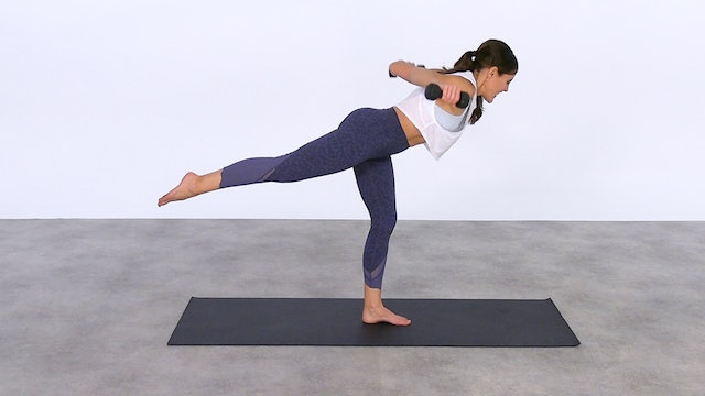 Stronger Classic Full Body Barre