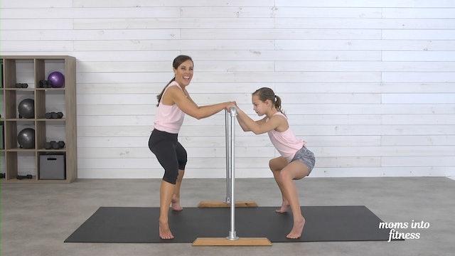 Kids Workout: Grit & Grace