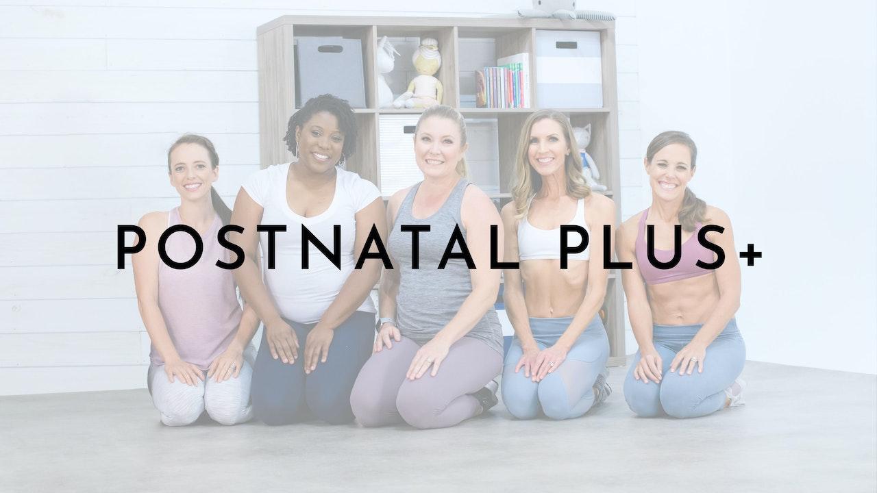 Postnatal Plus+