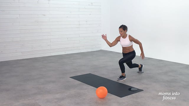 Lower Body Movement