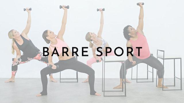 Barre Sport