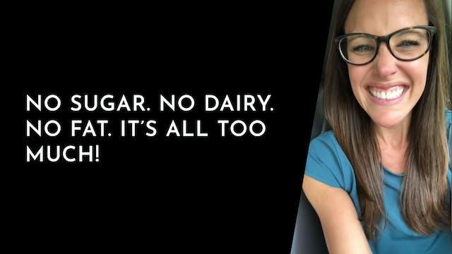 Stories: Diet Rant