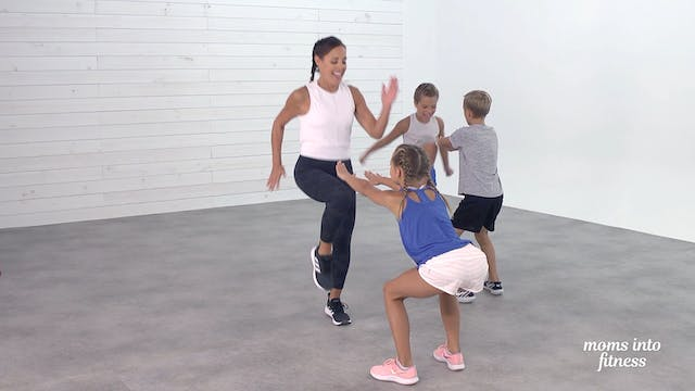 Family Workout: Partner Fun
