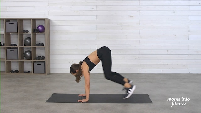March 22: Daily 15 Hot & Fast HIIT