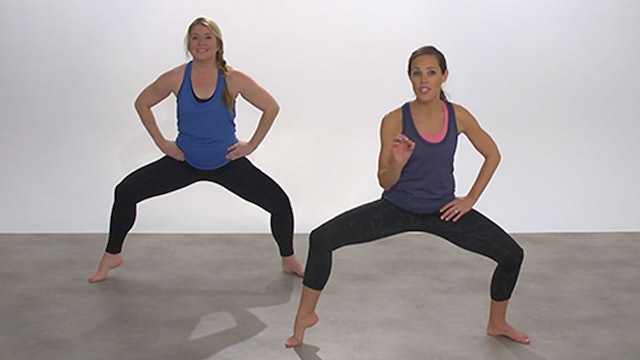 Pregnancy Approved Cardio Legs & Buns