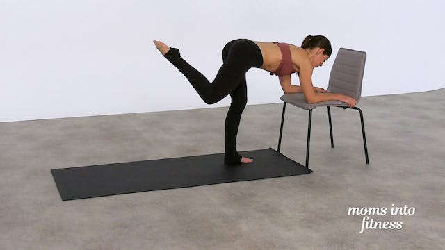 Add On: Barre Glutes