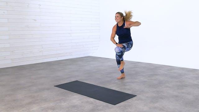 Pregnancy Cardio Pilates