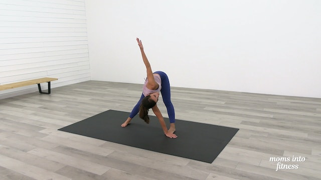 Barefoot Cardio & Active Stretch