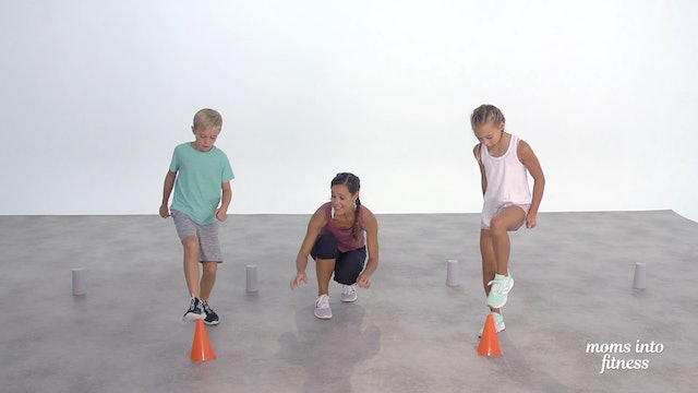 Kids Workout: Speed & Agility Training