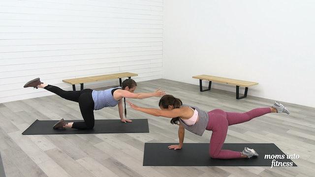 Pregnancy Core Strength & Stretch