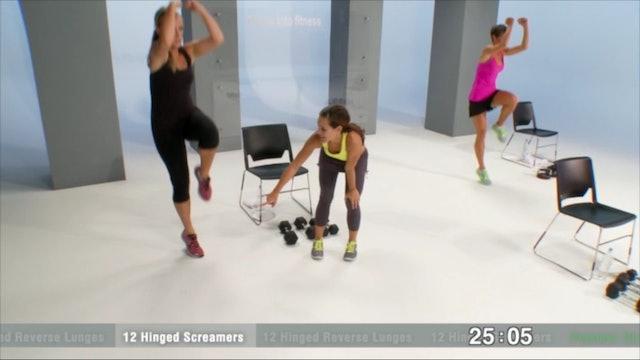 Fierce Lower Body Endurance