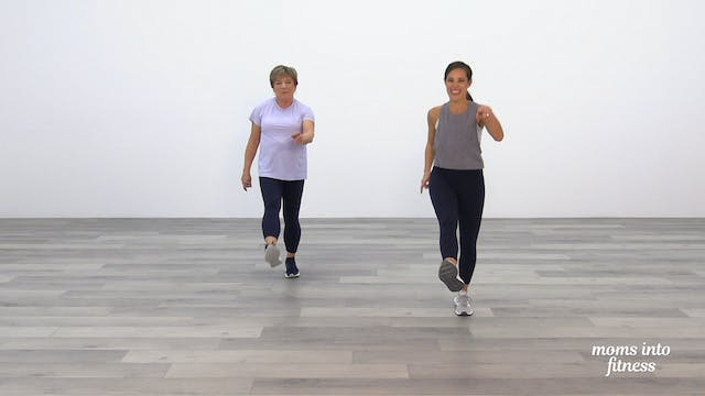 For your Mom: Cardio Dance Workout