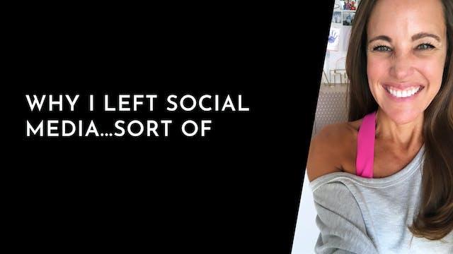 Stories: Why I left social media