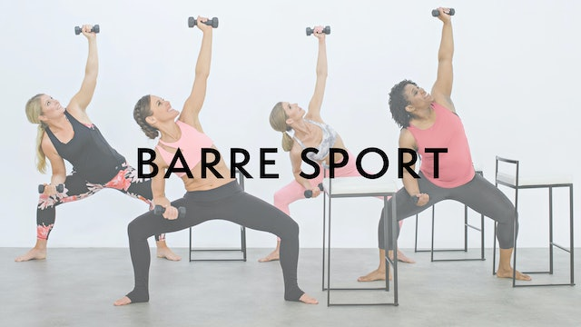 Watch First: Barre Sport
