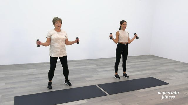 For your Mom: Strength Workout preview