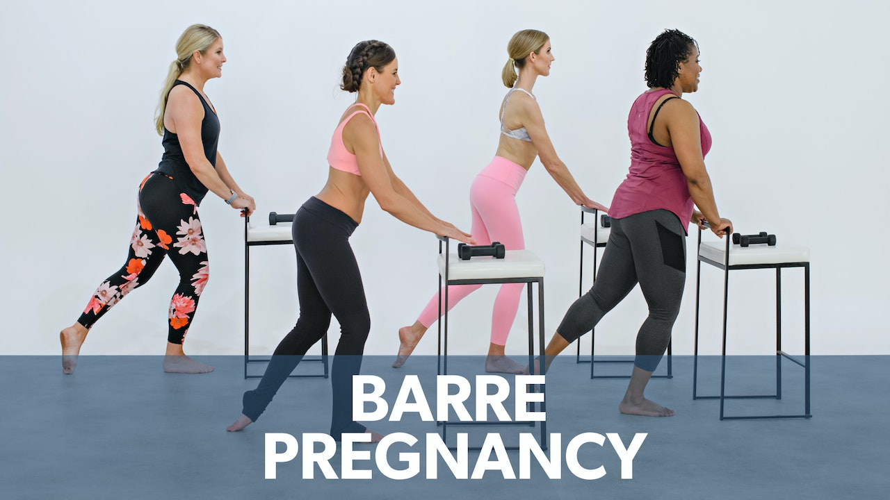 Barre Sport: Pregnancy