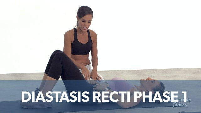 Diastasis Recti Phase 1