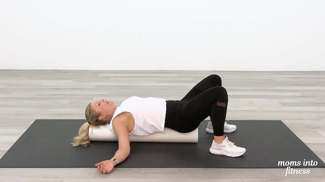 Stretch Day 23: Upper Body with Foam ...