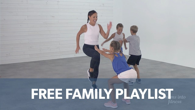 Free Family Playlist