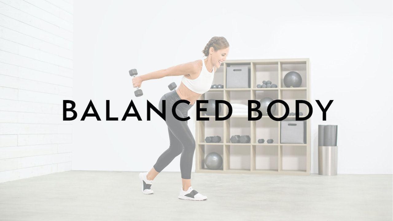 Stronger: Balanced Body