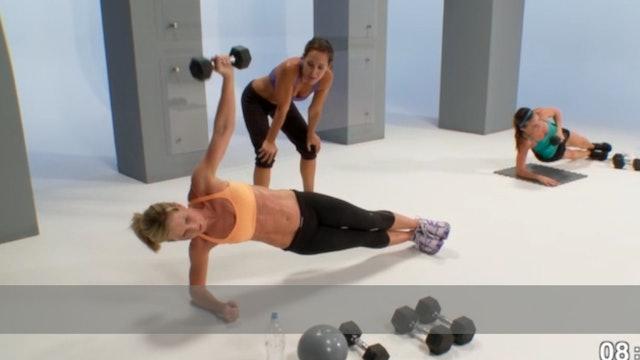 Fierce Upper Body Endurance