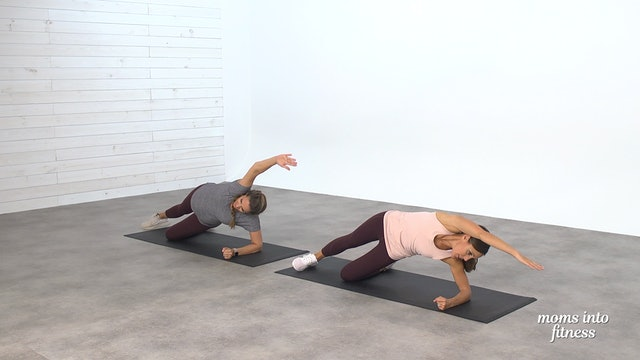 Prenatal/Postnatal Stretch
