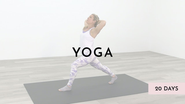 Yoga Series: Watch First