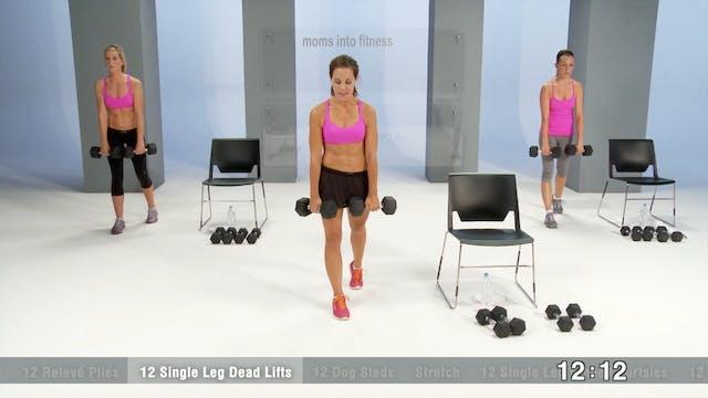 Fierce Lower Body Strength