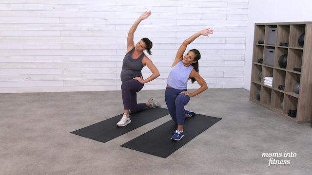 Pregnancy Stretch: Flex 8