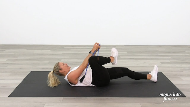 Stretch Day 22: Lower Body with Band