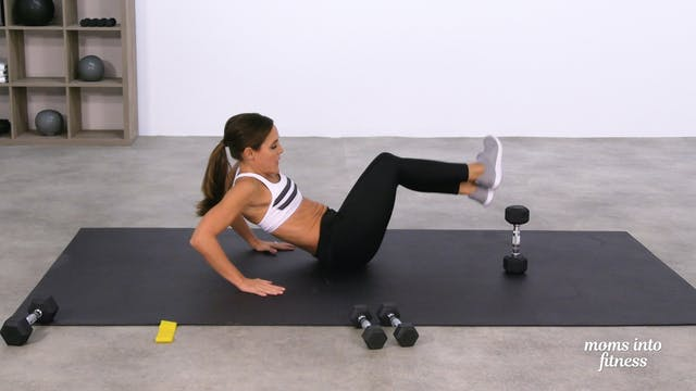 Stronger Arms, Abs & Cardio